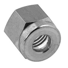 STEEL TUBE NUT, 3AN, BRAKE FITTING, TUBE SLEEVE, 3/16""