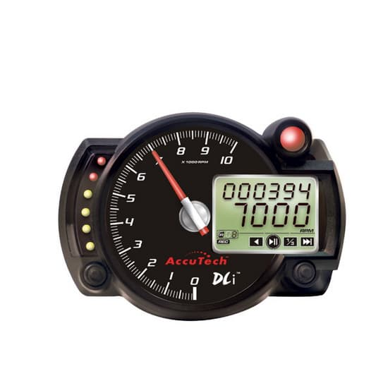 "Longacre AccuTech DLi 4"" Data Logging Tachometer - 10K — 44390"