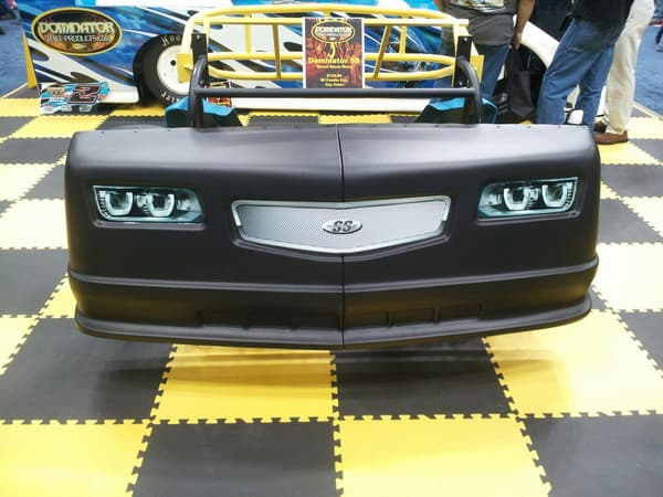 DOMINATOR STREET STOCK NOSE FOR MONTE CARLO