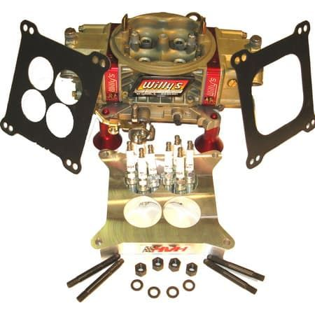 Willy's Total Performance Kit for GM CT525 Crate Motor