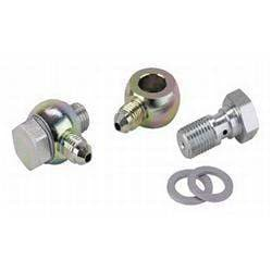 GM Metric or Standard Caliper Banjo-Bolt Fitting Kit-Combo