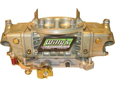 Willy's E-85 Ethanol Crate Motor Carburetor