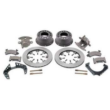 GM Complete Bolt On Rear Disc Car Kits