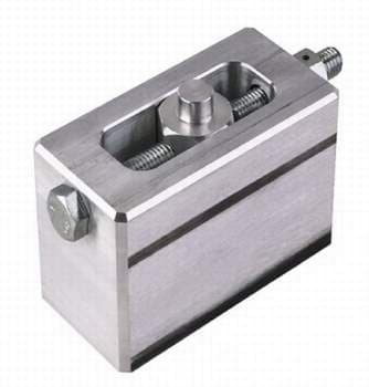 ADJUSTABLE LOWERING BLOCKS WITH STEEL INNER PEG