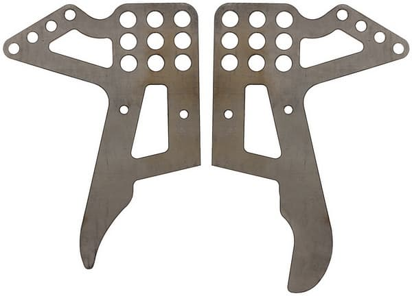 CTS Ford 9 Inch Upper Link-Pull Bar Brackets
