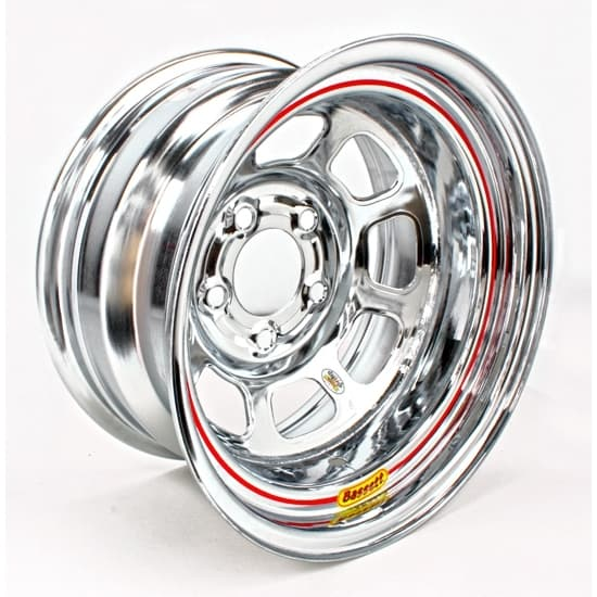 BASSETT WISSOTA Right Front Wheel Big Bell Out - 15x8, 5 on 5 Inch