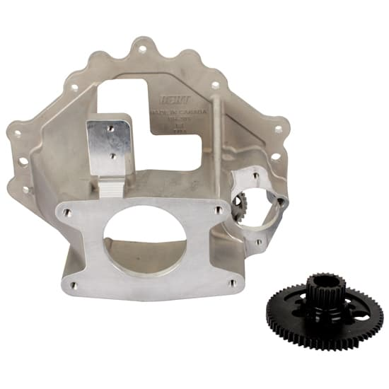 Bert Transmission 301-NFC+320-NC-EXT Crate Chevy Bell housing
