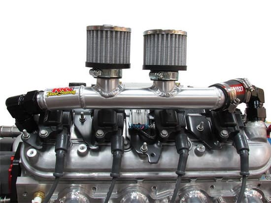 KRC CT525 Breather System-Manifold LS-3