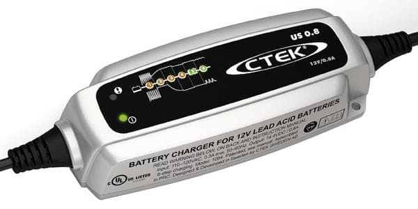 CTEK Power US 0.8 12V Battery Chargers 56-865