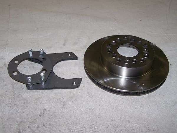 CTS Disc Brake Kits for GM and Ford 9 inch -Monte Carlo Street Stock Rear Ends