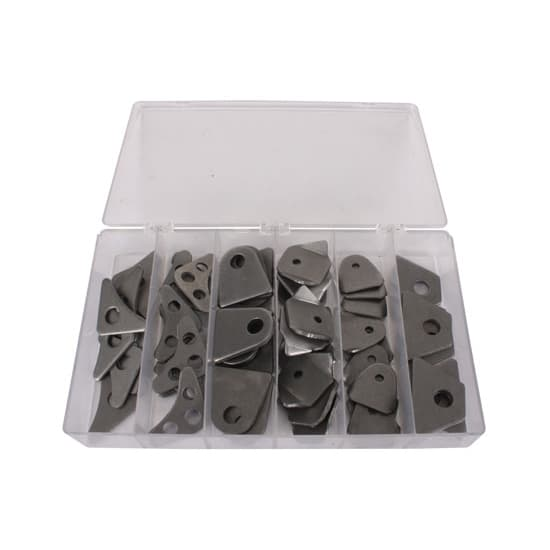 CTS Gusset Kit and Tab Kit, 60 Piece