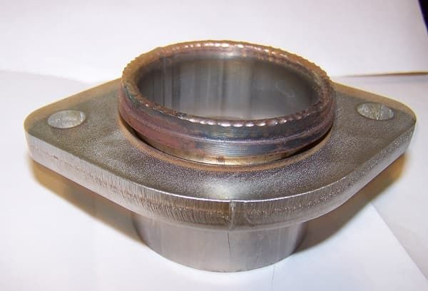 CTS LS Exhaust Adapter