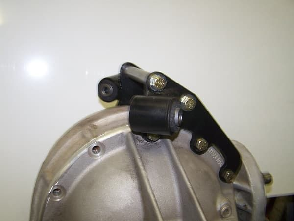 CTS Metric Quick Change Upper Mount With FK Mono Ball Bushings