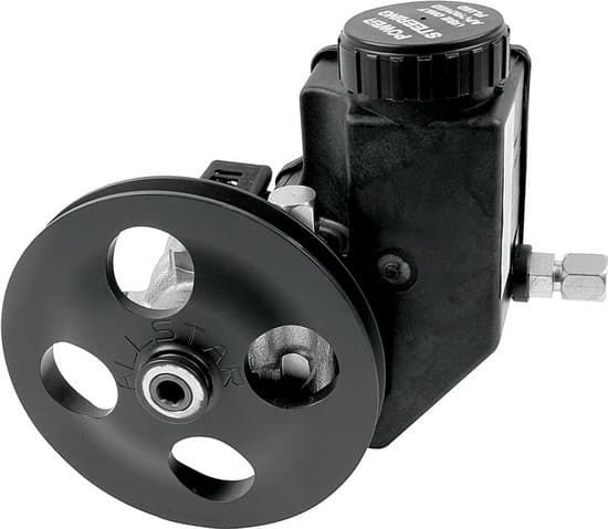 CTS Power Steering Pump With Pulley And Reservoir