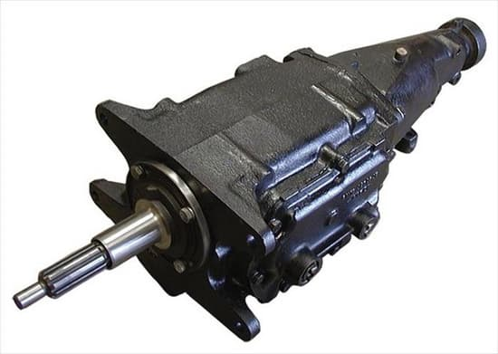 SAGINAW  3-SPEED TRANSMISSION-MIXED RATIO AND OTHERS