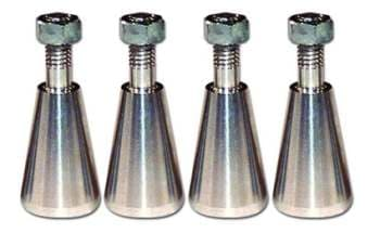 CARB FEETSet of 4