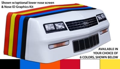 NEW MD3-style '81-88 Monte Carlo Nose