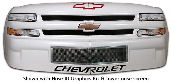 FIVESTAR Chevrolet Truck, 2002 C1500 Nose and ID Graphics Kit