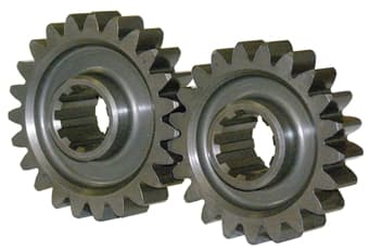 Coleman Pro-Lite-Qualifying Quick Change Gears 2.9 Lbs. per Set
