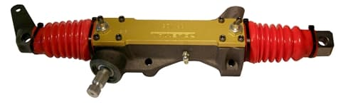 Coleman Rack And Pinion, Square Rack