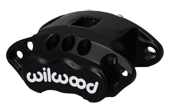 Wilwood D154-R Single Piston Floater Caliper, 2.0 Inch