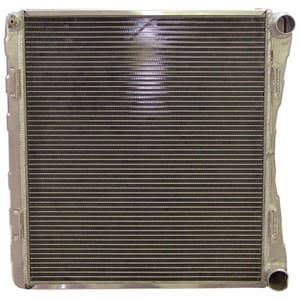 CTS DIRT Modified Radiator Cross Flow DOUBLE PASS WITH MOUNTING BRACKETS