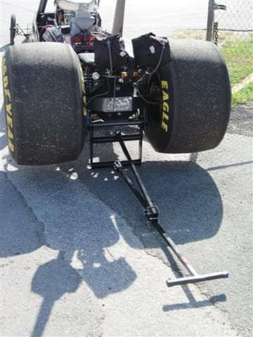Plattinum Products Dragster Warm Up Stand or Quick Jack