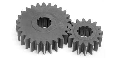 WINTERS STANDARD WEIGHT 10-SPLINE QUICK CHANGE GEARS