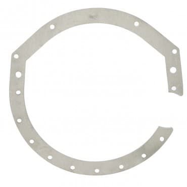 """Quick Time Engine Spacer - .250"""" Chevy - Aluminum - RM-198"""