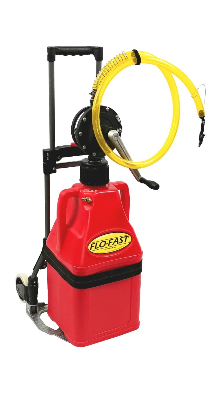 FLO-FAST Portable Fluid Transfer Systems-7.5 Gallon System