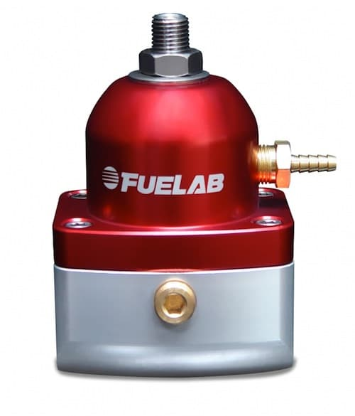 FUELAB® 515 Series Fuel Pressure Regulators