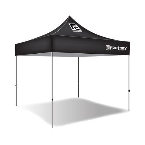 Factory Canopies Custom Pop Up Tents - 10' x 10'-FREE SHIPPING!- LIMITED TIME ONLY
