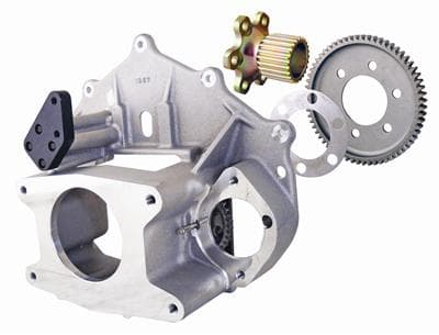 Falcon Transmission Flywheel Bell Housing Assemblies