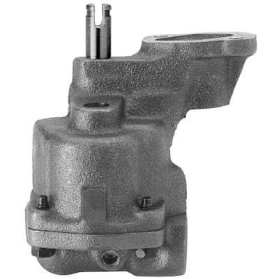 GM 604 Crate-Chevy Small Block Oil Pump, High Volume
