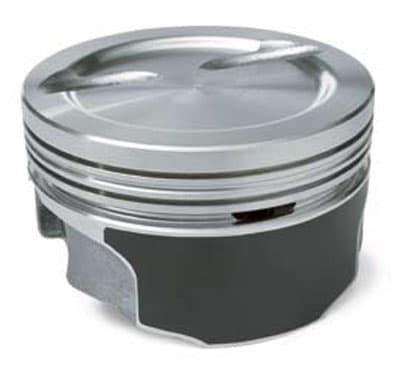 JE-SRP GM 604 CRATE ENGINE PISTON SETS- 4 VALVE FLAT TOP