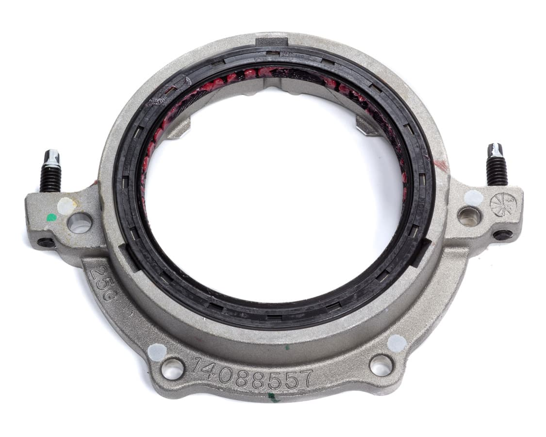 GM 602-604 Crate SBC Rear Main Seal Housing, 1 Piece Seal, Aluminum
