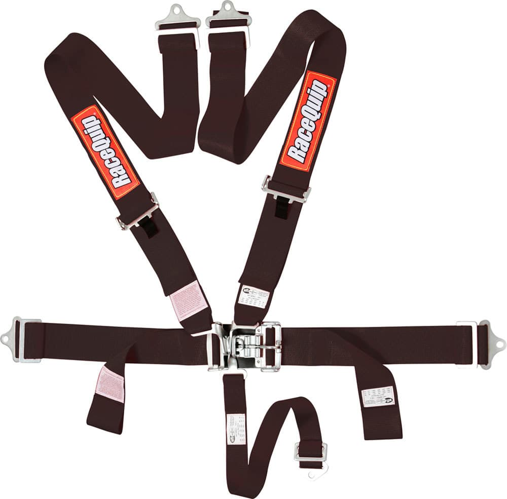 RACEQUIP 5 Way Harness Seat Belt-SFI Rated