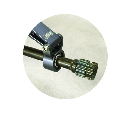 JOES Steering Column Assembly, for Collapsible Shaft