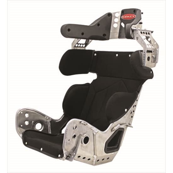 Kirkey 88 Series 18 Degree Layback Containment Seat with Black Cover