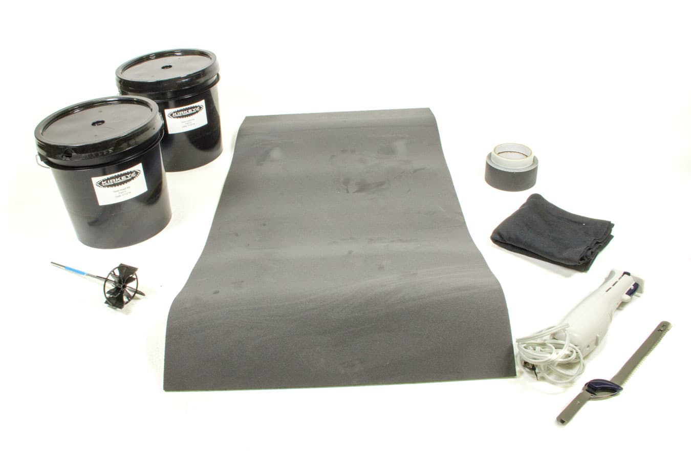 KIRKEY SEAT INSERT KIT MOLDED FOAM