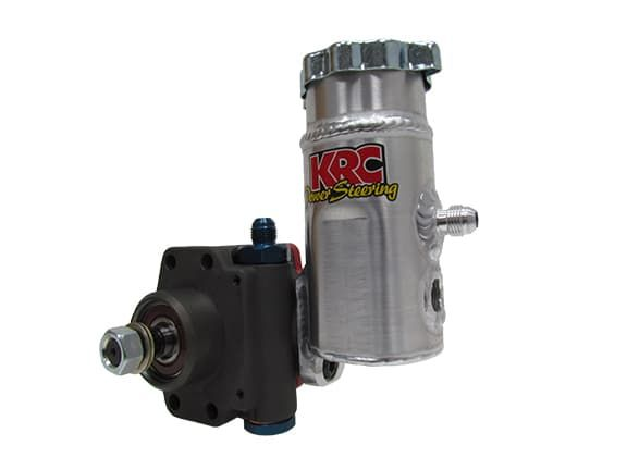 KRC - Pro Series Aluminum Power Steering Pump with Tank