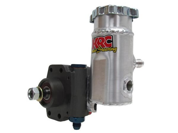 KRC 9.6CC PRO SERIES PUMP WITH BOLT-ON TANK WITH RH OUTLET FITTING WITHOUT PULLEY