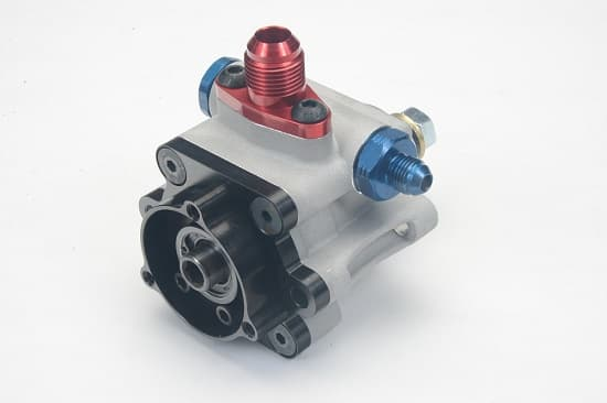 """KRC PRO SERIES III PUMP 9.6CC With 3/8"""" Hex Drive AND PTO FUEL PUMP OUTPUT USED FOR DRY SUMP PUMP-Club 29 DLM"""