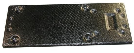 Kennys Components Carbon Fiber MSD and Tac Panel