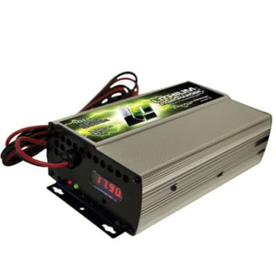 Lithium Pros Ion Battery Charger 1011, 12V 17Amp