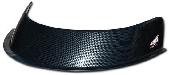 "MD3 Air Deflector with Carbon Fiber Appearance 3.00"" Tall"