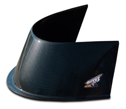 MD3 Air Deflectors in Colors 5 INCH TALL