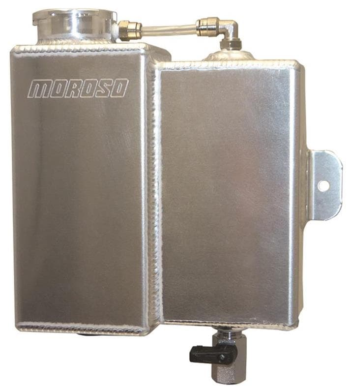 MOROSO Universal Coolant Expansion and Recovery Tank System
