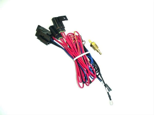 MFA102 Wire Harness with Engine Temperature Switch and Relay