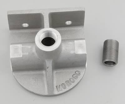Moroso Remote Oil Filter Mounts